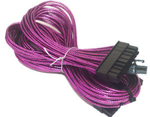 New product 4.22mm module power cord, 24P to 10P 18P set of cable, material bright anti-light exclusive supply