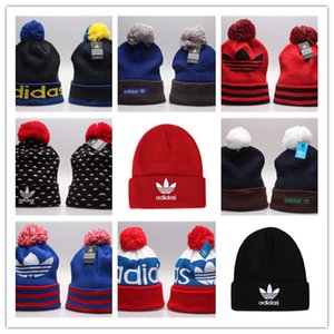 Wholesale Wholesale New AD Islanders Hockey Beanies Team Hat Winter Caps Popular Beanie Caps Skull Caps Best Quality Sports Cap