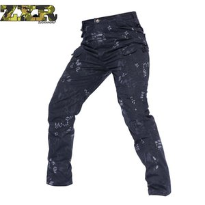 Wholesale Camouflage Military Tactical Pants Army Military Uniform Trousers Airsoft Paintball Combat Cargo Pants