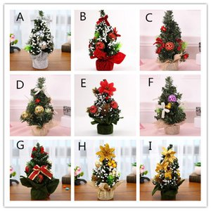 Wholesale Merry Christmas Tree Bedroom Desk Decoration Toy Doll Gift Office Home Children Natale Ingrosso Christmas Decorations for Home