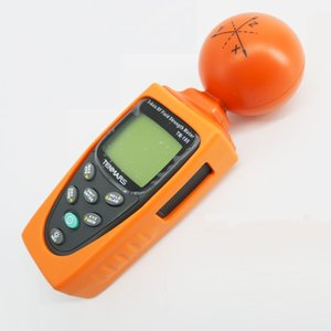 EMF Tester TENMARS TM-195(50MHz~3.5GHz) For Isotropic Measurements of Electromagnetic Fields Auto Power Off on Sale