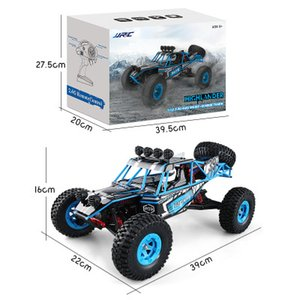 Children's yizhi sand remote-controlled toy car 1:12 4g high speed car desert mountain climbing card. on Sale