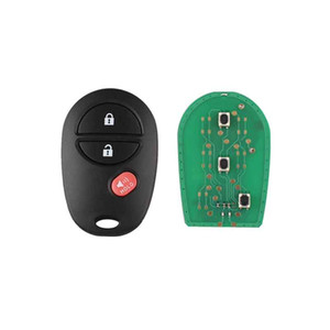 Wholesale tacoma toyota for sale - Group buy 3Buttons Mhz Car Remote key For Toyota Tacoma Original Key