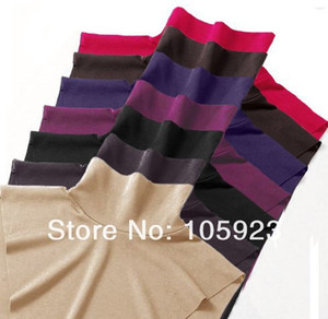 cotton neck cover islamic modest clothing insert neck insert abaya jilbab covers 12pcs lot free ship 7 colors