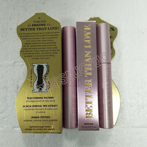Better Than Sex Mascara Pink !! With Instructions Faced Cosmetic Better Than Sex Mascara Black Color Volume