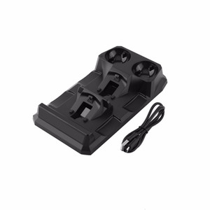 Freeshipping 4 in 1 Fast Charger Charging Dock Station Stand For PS Move PS4 Controller