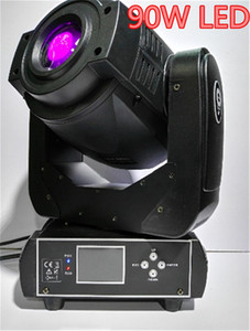 Wholesale moving heads controller resale online - 90 W Gobo LED Moving Head Light Face Prisma Controller DMX A Canali per Palcoscenico Discoteca Nightclub Partito