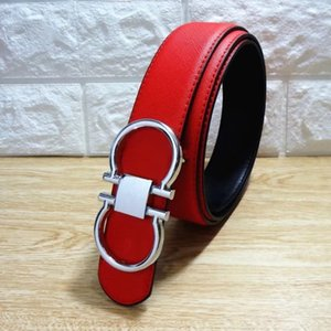 Wholesale New Luxury Unisex Leather Belts Brand Designer Belts High Quality Genuine Leather Waist Strap Fashion Cross Pattern Belts Casual Waistband