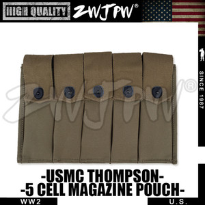 Wholesale US ARMY USMC THOMPSON CELL MAGAZINE POUCH US AMMO POUCH US