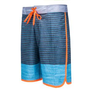 New 2018 Men's Surf Boardshorts Quick Dry Board Shorts Bermudas Masculinas Beach Swim Short Pants Elastic