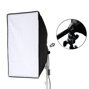 Lightdow 20x28inch(50x70cm) Studio Softbox Photo Video Studio Light Lamp Bulb Tube Softbox Soft box For Canon Nikon Sony ALL SLR Cameras