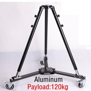 Wholesale INLPIE KG Payload Professional Heavy Duty Folding Wheels Universal Video Tripod Dolly Slider Track For Camera Crane Jib Arm