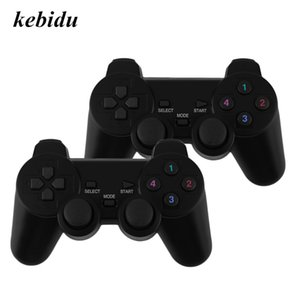 Wholesale kebidu G USB Wireless Dual Vibration Gamepad Controller Joystick With level D Analog Stick For PC Laptop