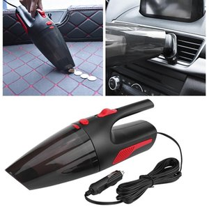 Wholesale NEW 120W Wired Handheld Auto Car Vacuum Cleaner Home Wet Dry Duster Dirt Clean Free Shipping