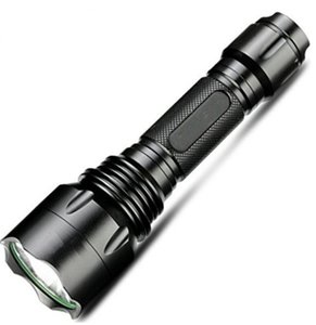 Wholesale T10 Flashlight LED tactical Flashlight with USB charger Waterproof High Powered Lumens Hand Lamp Modes