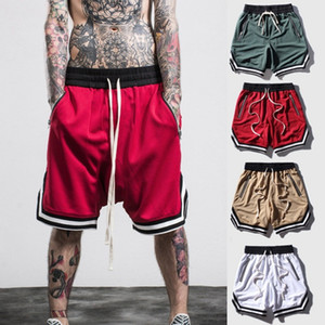 ZOGAA Men Basketball Shorts Thin Section Breathable Fitness Quick-drying Sports Running Training Men Gym Short Pants S-5XL on Sale