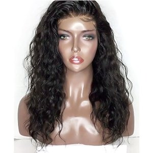 Natural Hairline Soft Black Burgundy Brown Synthetic Kinky Curly Lace Front Wigs with Baby Hair Heat Resistant Free Part Cheap Wig for Women