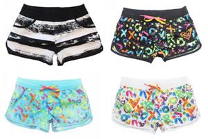 ROXY Polyester Regular Low Sexy Fashion Shorts Womens Bermudas Shorts Board Shorts Beachshorts Quick Dry Surf Pants Swimwear Swimtrunks NEW