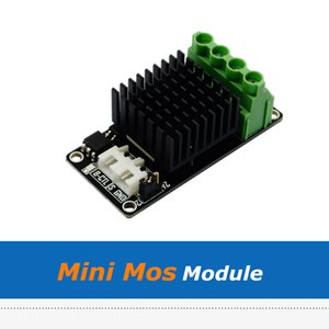 2pcs New 3D Printer Parts Hot Bed Power Expansion Module   High Current Heatbed Mini MOS Module