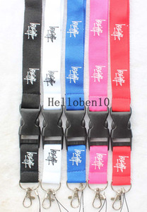 Wholesale Hot selling products colors are key chain mobile phone lanyard ipad Classic red Blue black and white