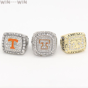 Wholesale 3pcs set Hot Sale University Of Tennessee Championship Ring Replica Solid Ring Drop Shipping
