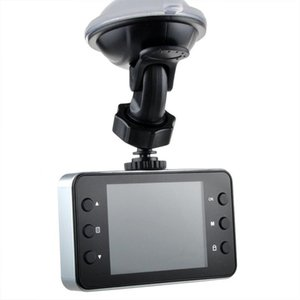 Car DVR 2.4 Inch K6000 Full HD Dash Cam Dashcam LED Night Recorder CAMCORDER PZ910 Parking Monitoring Motion Detection One Key Lock on Sale