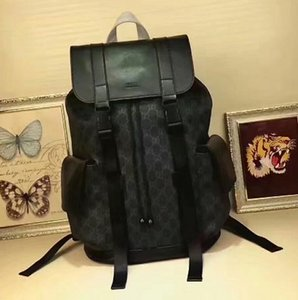 Wholesale Hot Sale G CHRISTOPHER MEN Backpack leather school bags Genuine Leather G women bag Real Leather Purse Caleido printed Backpacks
