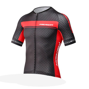 Wholesale MERIDA team Cycling Short Sleeves jersey Vest New Arrival vest Can Choose any size color Accept custom cycling clothing
