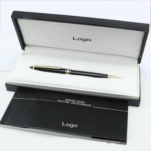 Wholesale Best design NEW hot sell High Quality design Black pen box with Service Guide Book Classic Style