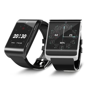 Wholesale DM2018 Big Screen G Smart Watch Phone RAM G ROM GB WIFI GPS Smartwatch with MP Camera for Android Fitness Tracker Watch