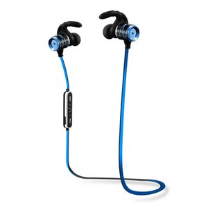 Wholesale Moloke S3 Wireless Bluetooth in ear earphone Waterproof Sport headset Bass Stereo Earbuds with Mic for iPhone6 s smartphone
