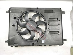 Wholesale Electric Cooling Fan radiator fan Assembly with motor For Volvo S80 S80L XC60 S60L V60 T