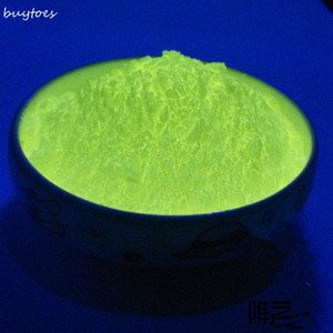 Bright Sky Blue Color and Green Color Phosphor Powder Glow in the Dark Powder Luminous Pigment Photoluminescent Dust Coating