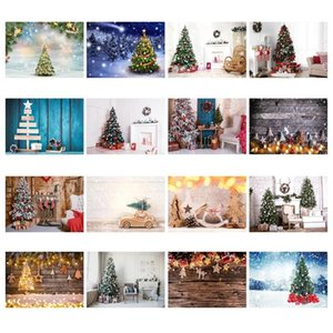 Wholesale Personalized photographic backgrounds for photo studio Christmas Party New Year home Decoration baby children Backdrop
