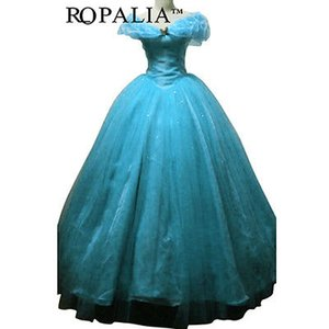 Wholesale Hot Movie Princess Dress Prom Gown Cosplay Costume Adult Girl sexy