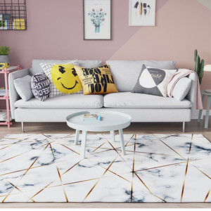 Wholesale area floor rugs resale online - Geometric Griotte Large Carpet For Livingroom Bedroom Study Room Tapis Non slip Chair Floor Mat Area Rugs for Living Room