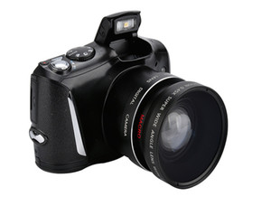 new digital SLR camera 3.5 Inch Display Screen 24MP Anti Shake Micro SLR camera 5x Optical Zoom Digital HD video camera
