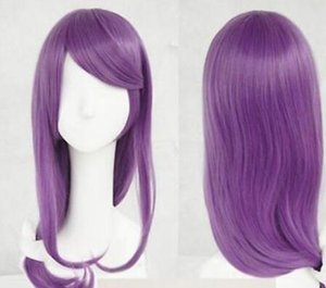 FIXSF757 new style short fashion purple fancy cosplay Hair wig Wigs for women