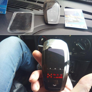 Wholesale electronic alert resale online - Electronic Dog V10 Auto Warning Device Radar Speedometer Ultra thin Touch Screen Speed Control Voice Alert car