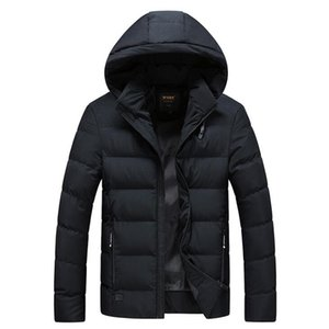 Wholesale Fashion Men s Degree Russia Cold Weather Waterproof Snow Winter Parkas Coats Casual Snow Hooded Jacket