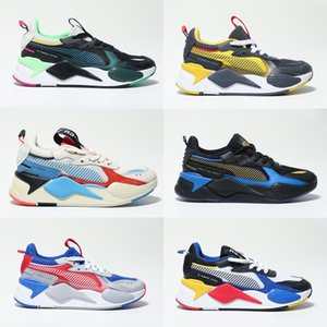 Wholesale 2019 New High Quality RS X RS Reinvention Toys Mens Running Shoes Brand Designer Hasbro Transformers Casual Womens rs x Sneakers Size