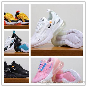 Wholesale Kids Athletic Shoes Children c Basketball Shoes Wolf Grey Toddler c Sport Sneakers for Boy Girl Toddler Chaussures