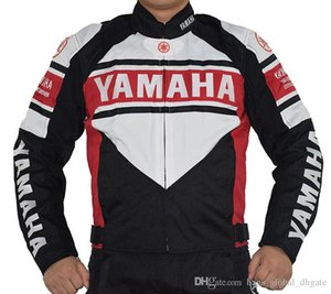 Wholesale Unique Winter Cycling racing Wear Removable piece protector YAMAHA Personality Letters Embroidery Thickening of wind Anti fall On Sale
