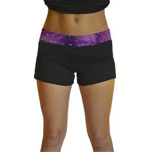 Wholesale Sexy Fitness Sport Shorts For Women Black Leggings Yoga Shorts Women Athletic Gym Workout Running ST27