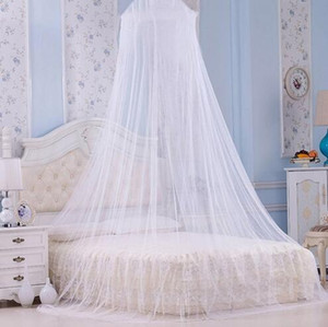 Wholesale Summer Hot Selling ! Good Sleeping Graceful Elegant Bed Curtain Netting Canopy Mosquito Net