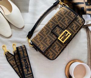 Designer Luxury tote bag new FF-handbag high quality shoulder bag fashion crossbody bag purses with box
