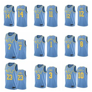 Wholesale Los Angeles Lakers LeBron James Blue Minneapolis All Star Classic Jersey