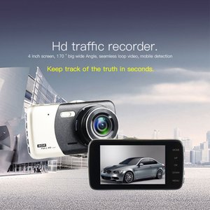 Wholesale High Quality inch Capacitive Screen Driving Recorder Car DVR Camera Full HD p Night Vision Recorder