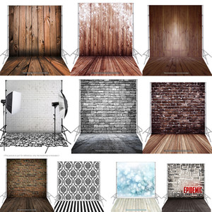 Wholesale photography wood for sale - Group buy 1 X2M Photography Studio Background Backdrop Screen Cloth Classic Wood Wooden Floor For Camera Studio Photo Lighting