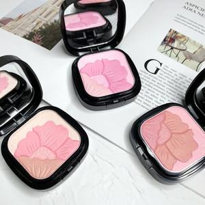 3 Colors Contour Highlighter Makeup Cheek Blush Powder Blusher Blush Brush Powder pressed powder Foundation Face Makeup Blusher